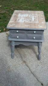 after end table