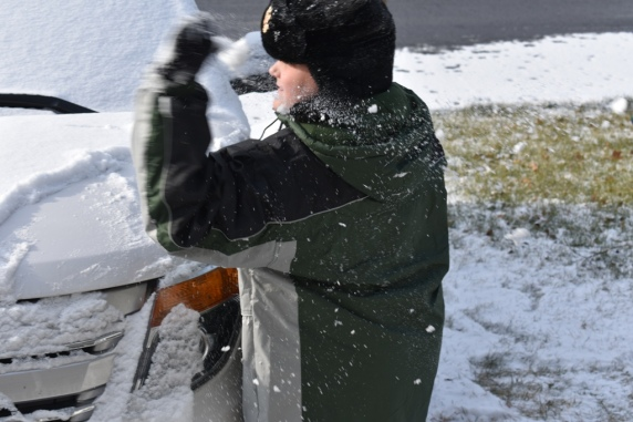 December 2017 Virginia Pigeon Forge Animals 069