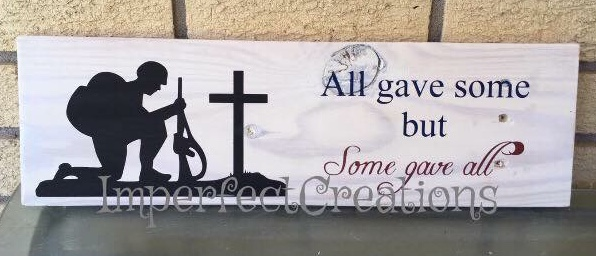 All gave some but some gave all