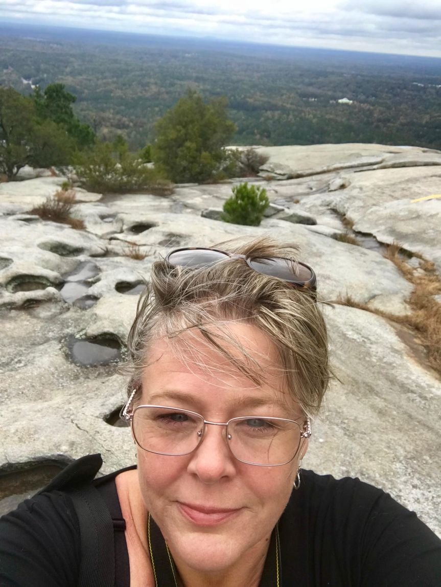 Stacey Stone Mountain