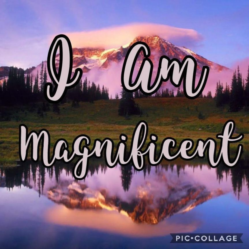 i am magnificent