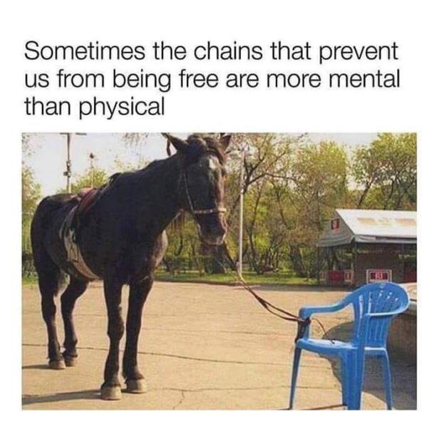 mental chains